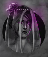 Iris Von Everec - Hearts of Stone by Mephistopheies