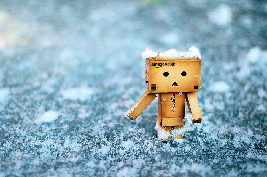 danbo on ice by majgreen on deviantart