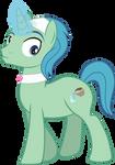 MLP Vector: Stallion Towel Spa Pony