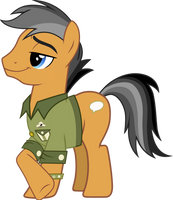 MLP Vector: One Smug Quibble by OutlawQuadrant