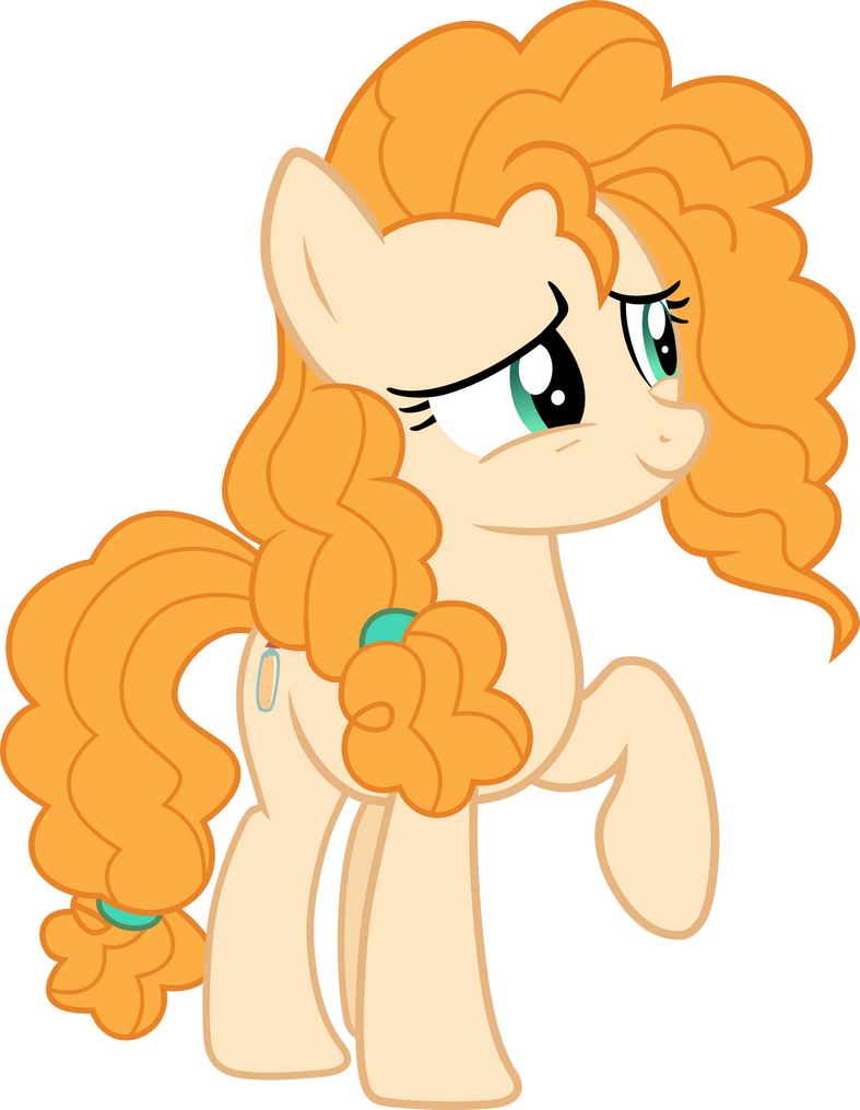 MLP Vector: Buttercup by OutlawQuadrant