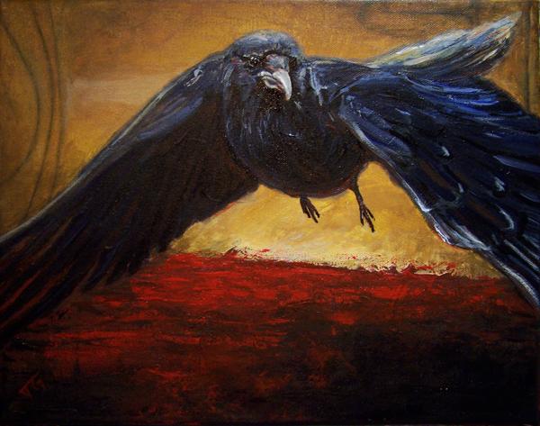 The Morrigan by Loviez