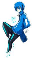 Ene-chan3 version hombre by ROYHACK