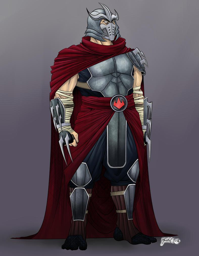 Shredder by Bemannen02