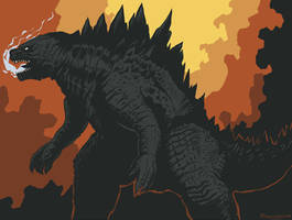 KING OF MONSTERS by Bemannen02