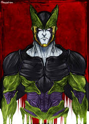 Perfect Cell by Bemannen02
