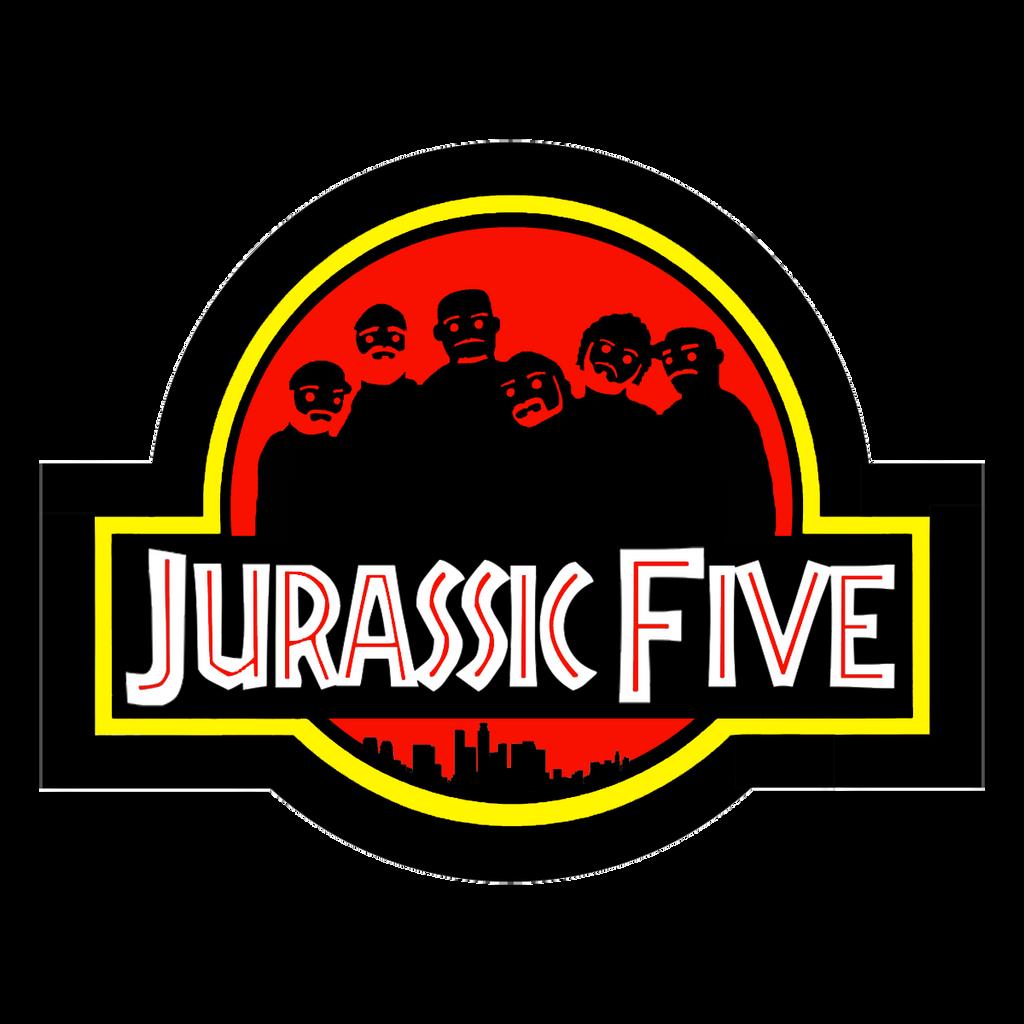 Jurassic 5 Logo by AWE-SAM on DeviantArt