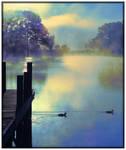 A Foggy Morning by TThealer56
