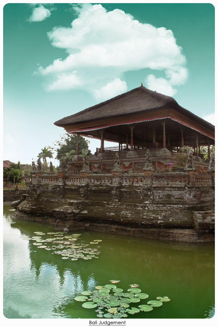 Bali judgement. by Sn0w-whit3