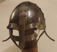 'Norse' helm 1.1 by Belgradearmourer