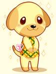 Animal Crossing New Leaf: Goldie ~