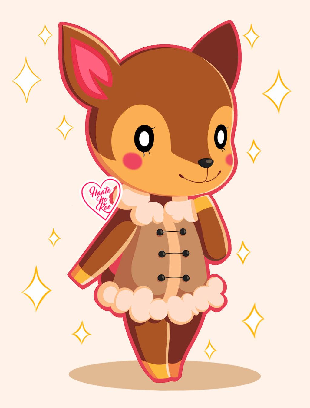 Animal Crossing New Leaf Fauna By Haato No Koe On Deviantart