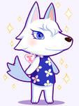 Animal Crossing New Leaf: Whitney ~