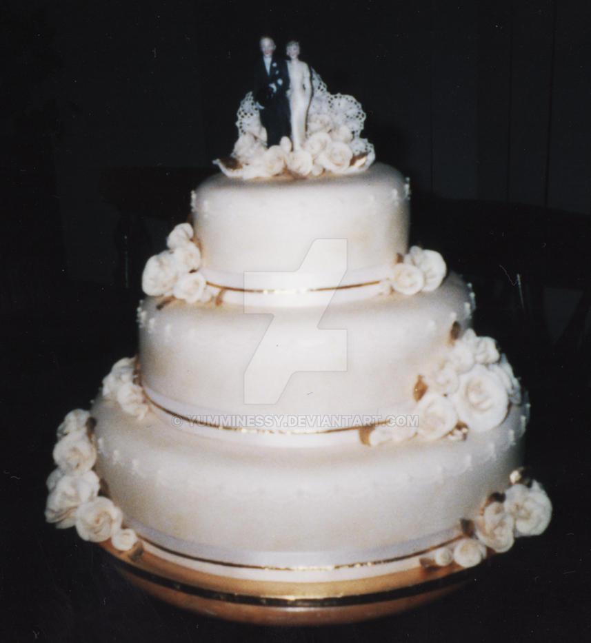 Tier Wedding Fruit Cake Recipe