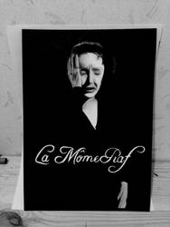 Edith Piaf by LindStyling