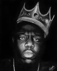 Notorious B.I.G by LindStyling