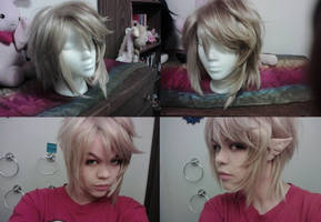 Link wig test :o by Lime-apple