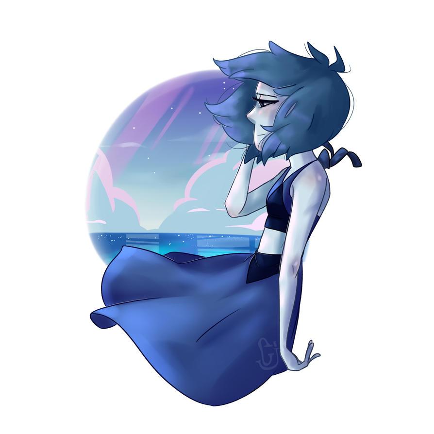 it's your boiii lapis lazuliiii