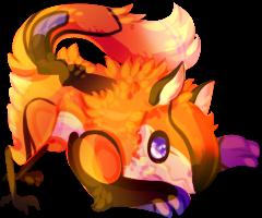 Com: Foxfire Mini by KindieRoops