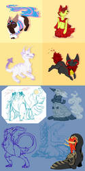 Oodles of Doodles by Auriole