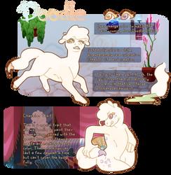 Mhoats: Doodle Mascot by Auriole
