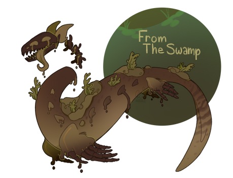 Mhoats:Advent Day 16-From The Swamp (Closed)