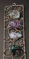 chakra stone hanging 4