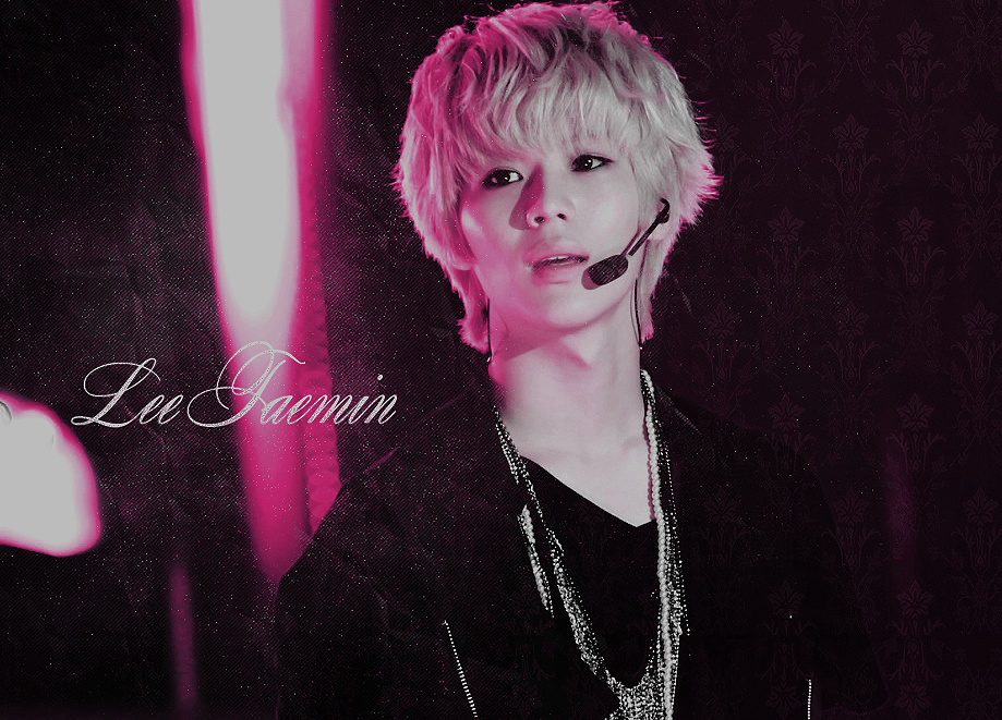 Lee Taemin by MimChan97