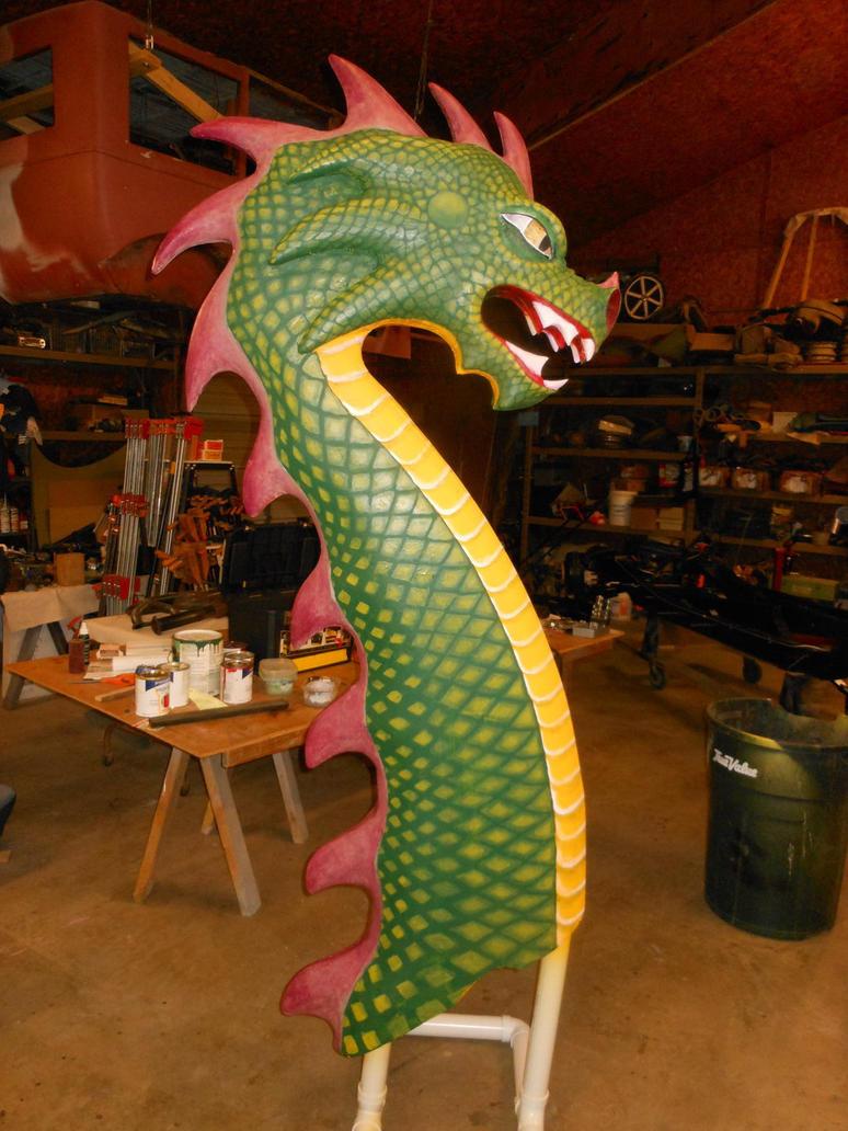 Bill's Dragon by mtiun