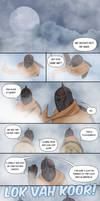 Enter Skyrim - Pg 1 - Approaching Winterhold