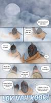 Enter Skyrim - Pg 1 - Approaching Winterhold