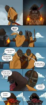 Enter Skyrim - Pg 3 - Friend or Foe