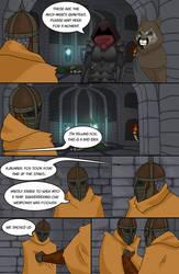 Enter Skyrim - Pg 5 - Walking Into A Trap