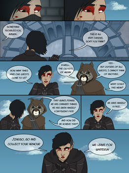 Enter Skyrim - Page 9 - Something Troubles You