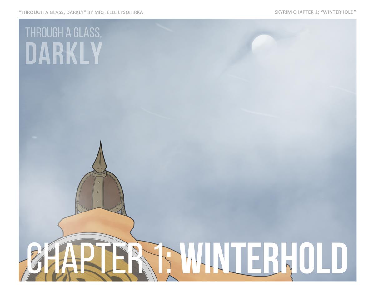 Through a Glass, Darkly - Chapter 1