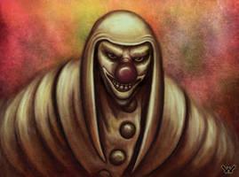 Flopsy The Clown by Winterflood