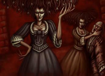 Hell's Belles by Winterflood