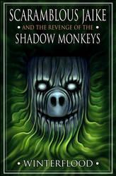 Scaramblous Jaike Book One Cover by Winterflood
