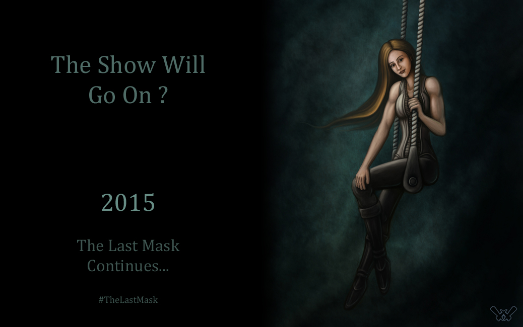Last Mask 2015 Poster 1 by Winterflood