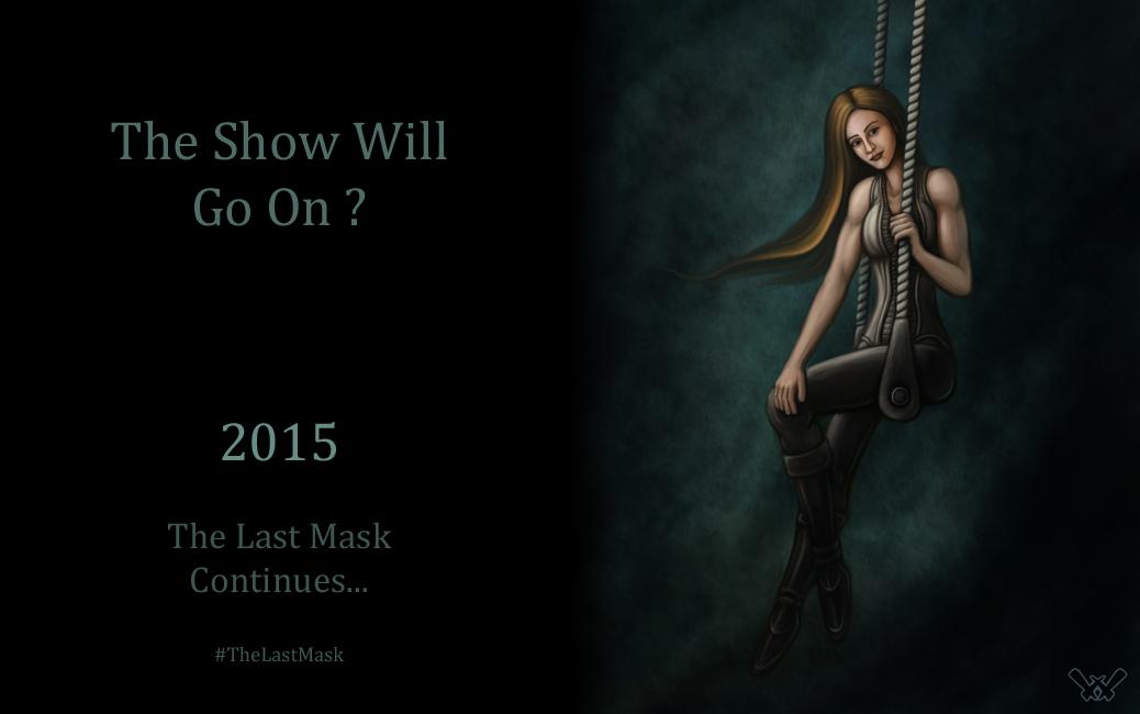 Last Mask 2015 Poster 1 by Winterflood