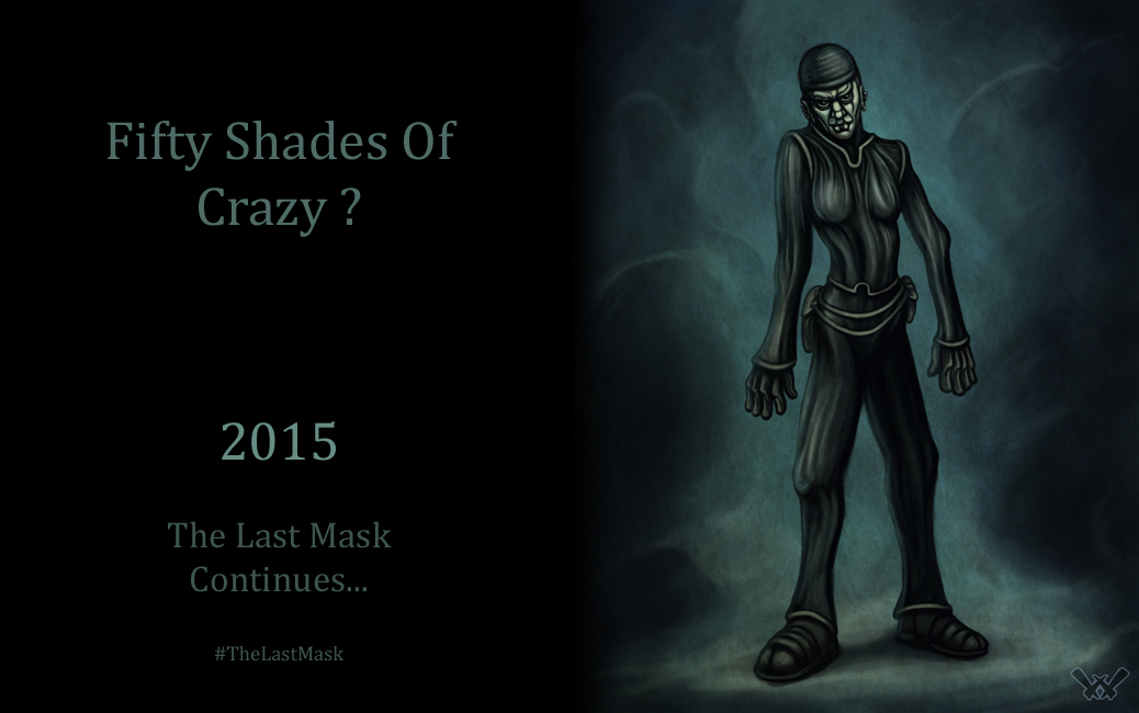 Last Mask 2015 Poster 2 by Winterflood