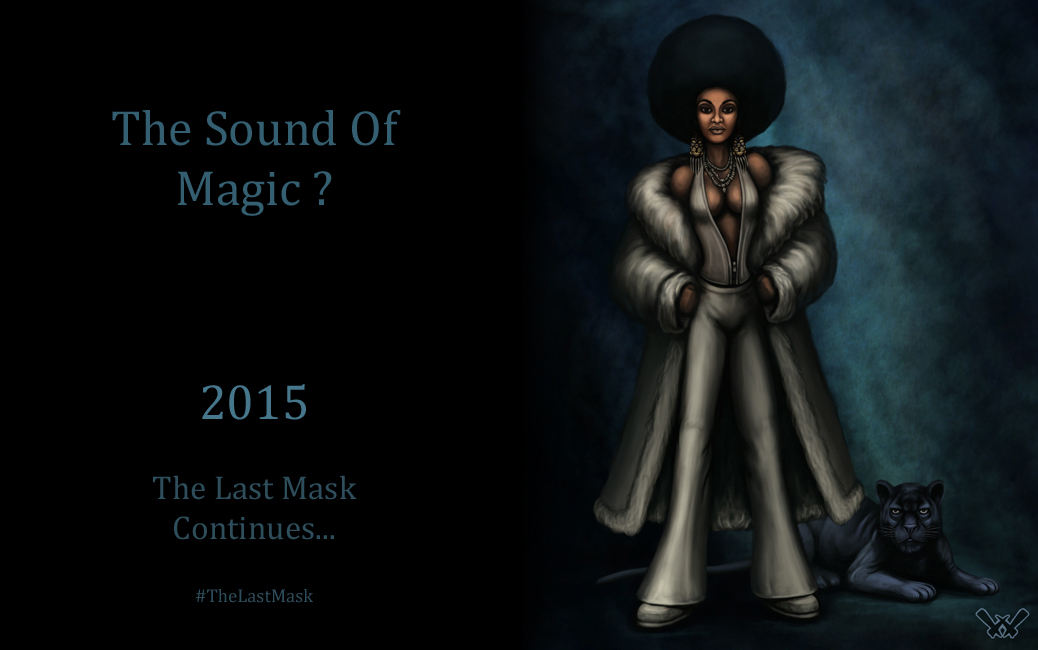 Last Mask 2015 Poster 5 by Winterflood