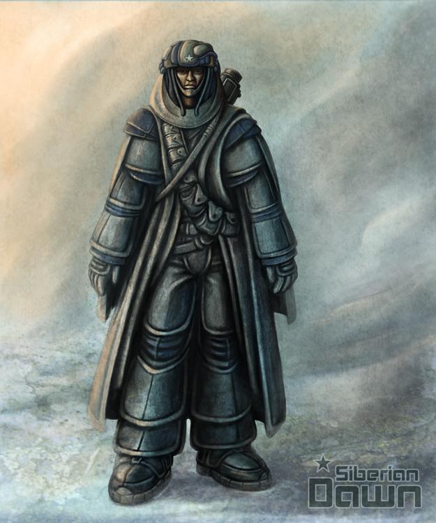 Siberian Dawn - Union Grunt by Winterflood