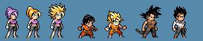 Lswi DB Multiverse Characters by ZangetsuIchigo1000