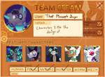 Art Fight Card ~ Team Steampunk