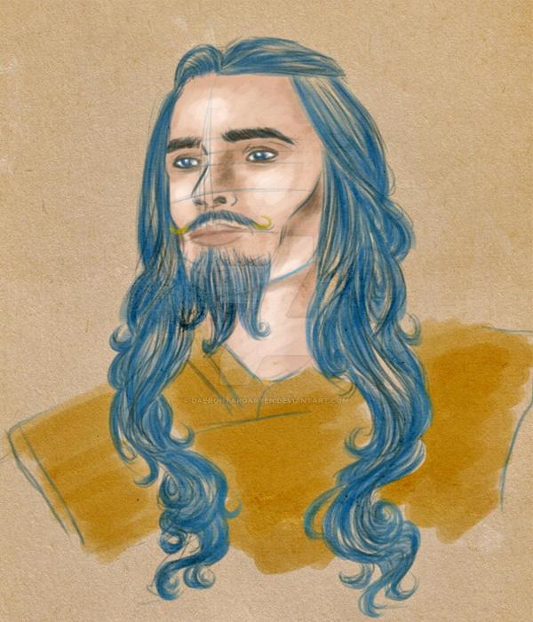Daario Naharis by DaeronTargaryen on DeviantArt Daario Naharis Fan Art