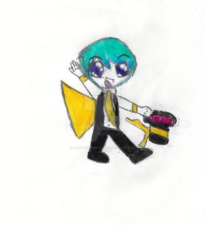 TADA! by DoodlesAndBeyond