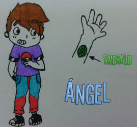 Steven Universe - My Own Character. - Angel.