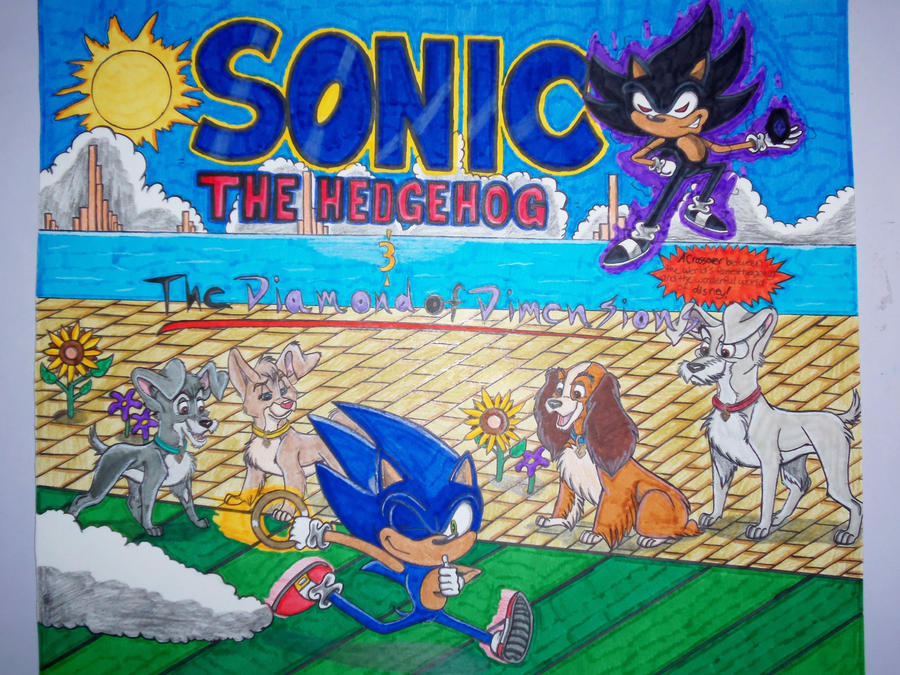Sonic The Hedgehog and The Diamond of Dimensions