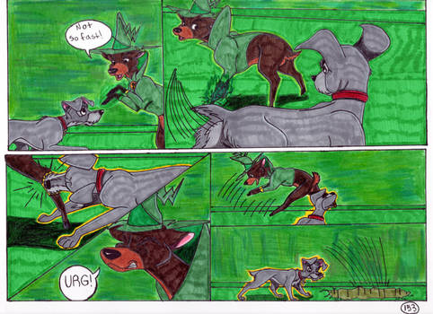Lady and The Tramp 3 The Prankster Sorceress Pg153
